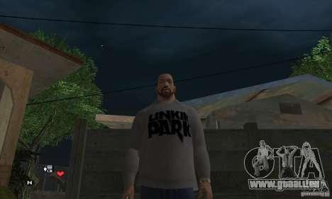 Beta v0.1 pull Linkin Park pour GTA San Andreas