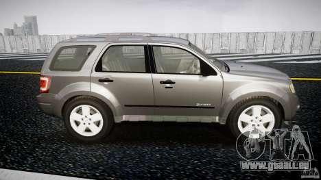 Ford Escape 2011 Hybrid Civilian Version v1.0 pour GTA 4 est un côté