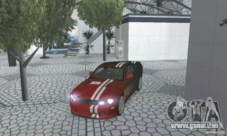 Saleen S281 Pack 1 für GTA San Andreas Innenansicht