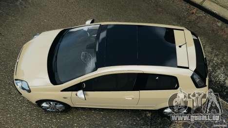 Fiat Punto Evo Sport 2012 v1.0 [RIV] für GTA 4 rechte Ansicht