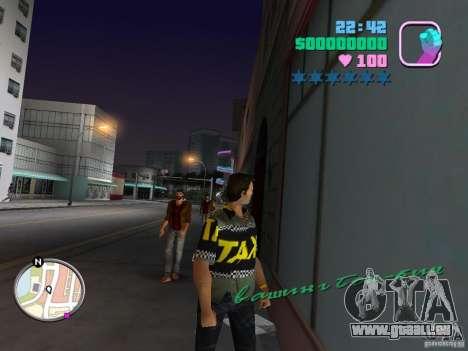 Nouveaux skins Pak pour GTA Vice City douzième écran
