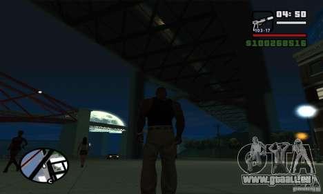 Enb Series HD v2 pour GTA San Andreas huitième écran