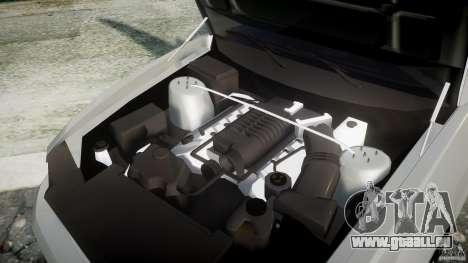 Ford Mustang V6 2010 Premium v1.0 für GTA 4 Rückansicht