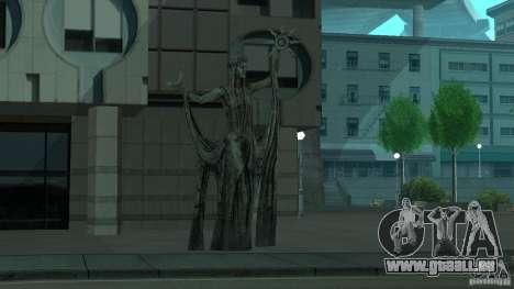 Statue de Skyrim pour GTA San Andreas