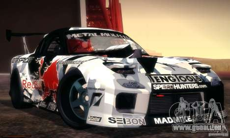 Mazda RX-7 Mad Mike pour GTA San Andreas