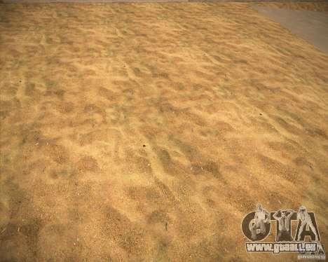 Desert HQ für GTA San Andreas her Screenshot