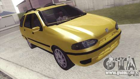 Fiat Palio Weekend 1997 für GTA San Andreas