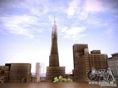 New ENBSeries pour GTA San Andreas sixième écran