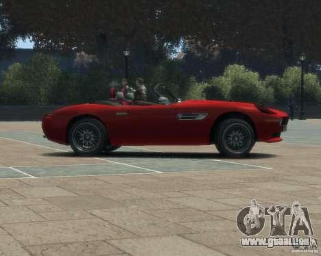 BMW Z8 für GTA 4 rechte Ansicht