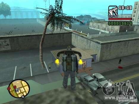 Construction de maisons 3 (et pas seules) pour GTA San Andreas