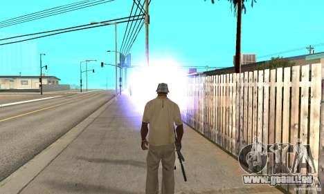 Hypnose dans San Andreas pour GTA San Andreas quatrième écran