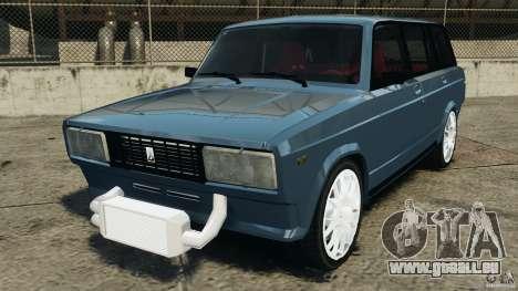 VAZ 2104 Tuning für GTA 4