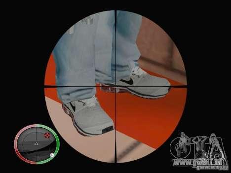 Nike Air Max für GTA San Andreas dritten Screenshot