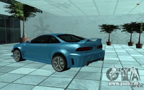Acura Integra Type-R pour GTA San Andreas laissé vue