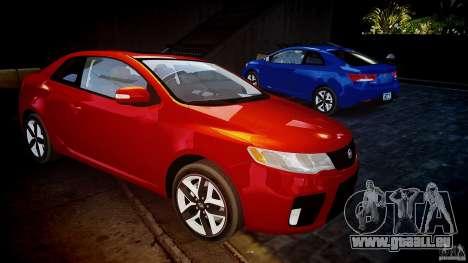 KIA Forte Koup pour GTA 4