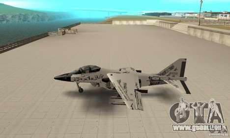 Upâčka-Hydra pour GTA San Andreas laissé vue