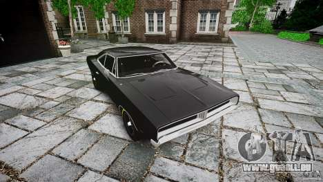Dodge Charger RT 1969 pour GTA 4