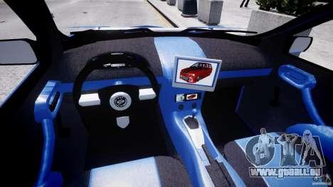 Chevrolet Corsa Extreme Revolution pour GTA 4 est un droit
