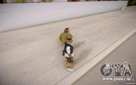 Gens qui parlent au téléphone pour GTA San Andreas quatrième écran
