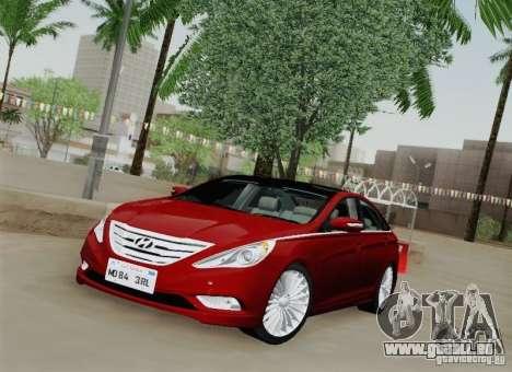 Hyundai Sonata 2012 für GTA San Andreas