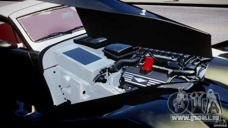 Morgan Aero SS v1.0 für GTA 4 obere Ansicht