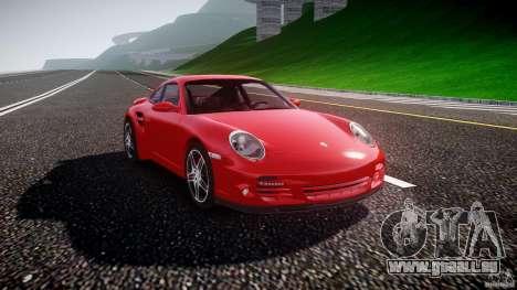 Porsche 911 Turbo V3 (final) pour GTA 4 est un droit