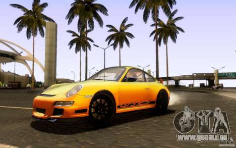 Porsche 911 GT3 RS für GTA San Andreas