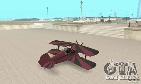 Extra 300L für GTA San Andreas linke Ansicht