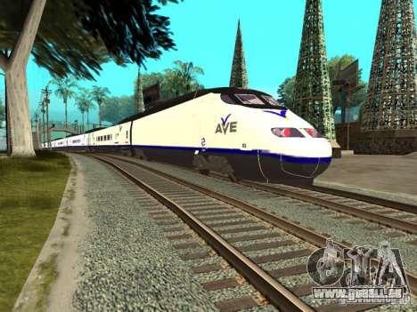 Aveeng Express für GTA San Andreas