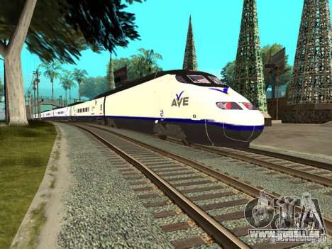 Aveeng Express pour GTA San Andreas