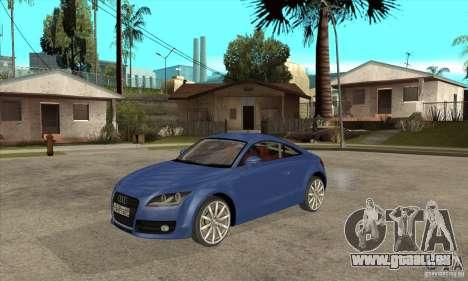 Audi TT 2007 pour GTA San Andreas
