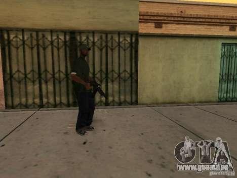 Die Möglichkeit zum Aufruf einer Suite für GTA San Andreas dritten Screenshot