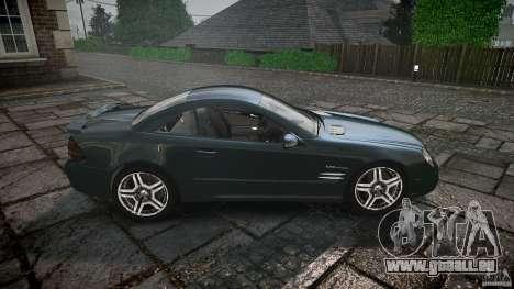 Mercedes Benz SL65 AMG V1.1 pour GTA 4 est un côté