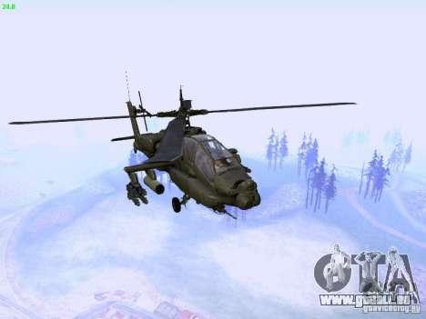 HD Hunter pour GTA San Andreas