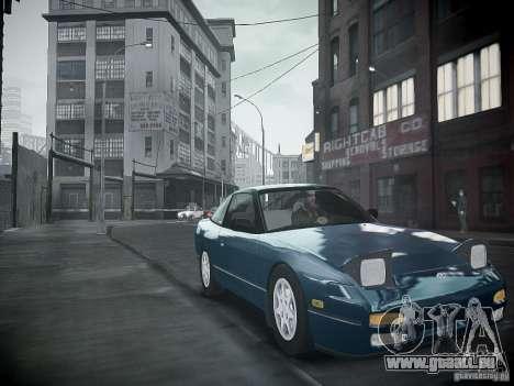 Nissan 240SX pour GTA 4 est un droit