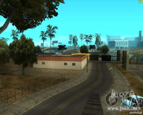 Gute alte ENBSeries für GTA San Andreas her Screenshot