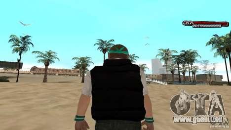 Skin Pack The Rifa Gang HD pour GTA San Andreas neuvième écran