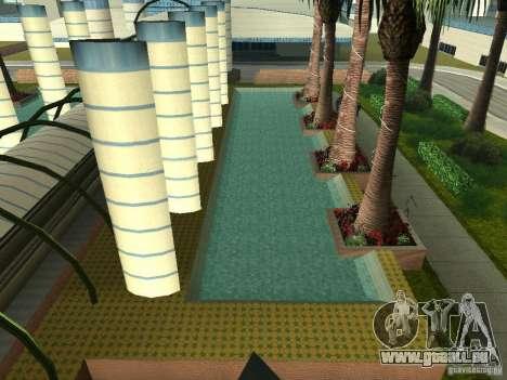 Nouvelles textures pour le High Roller Casino pour GTA San Andreas troisième écran