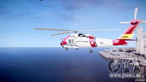 HH-60J Jayhawk für GTA 4 rechte Ansicht