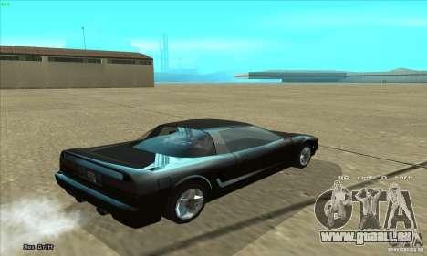 ENBSeries v4.0 HD pour GTA San Andreas quatrième écran