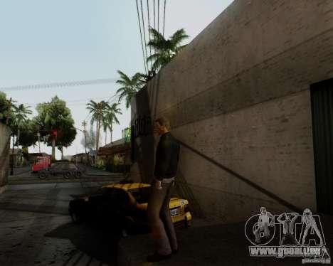 Daniel Craig pour GTA San Andreas troisième écran