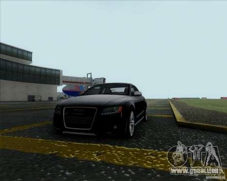 Audi S5 pour GTA San Andreas vue de côté