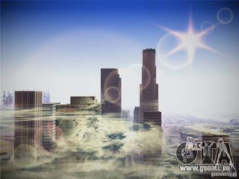 IG ENBSeries for low PC für GTA San Andreas fünften Screenshot