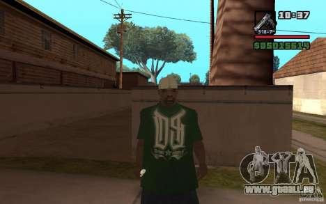 Grove Street Skin Pack für GTA San Andreas zweiten Screenshot