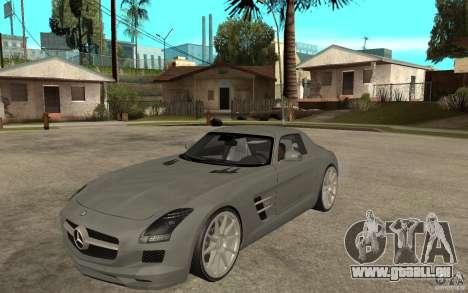 Mercedes-Benz SLS für GTA San Andreas