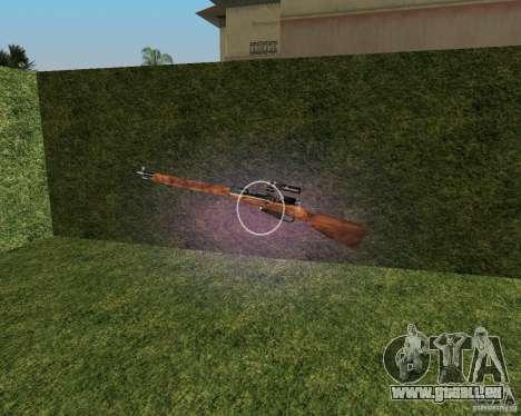 Mosin-Nagant für GTA Vice City