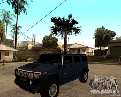 Hummer H2 SE pour GTA San Andreas