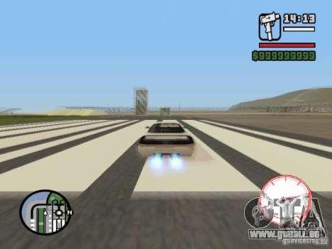 Compteur de vitesse DepositFiles pour GTA San Andreas