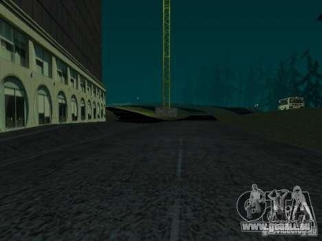 Nouvelle ville v1 pour GTA San Andreas sixième écran