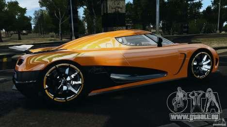 Koenigsegg Agera R v2.0 [EPM] für GTA 4 linke Ansicht